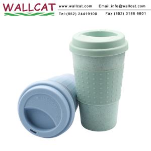 小麥秸稈塑料咖啡杯
