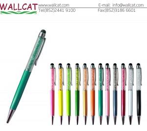 水晶電容金屬筆