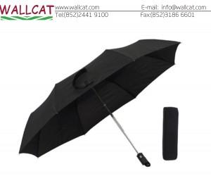 自動開收雨傘